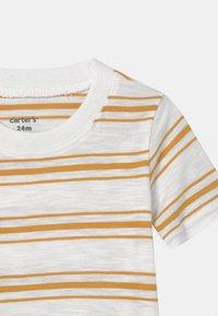Carter's - SHORTALL SET - Print T-shirt - blue - 2