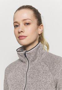 O'Neill - SNOW CITY - Fleece jumper - chateau gray - 3