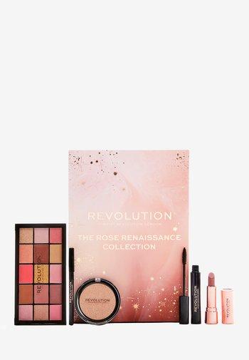 REVOLUTION ROSE RENAISSANCE COLLECTION - Makeup set - rose renaissance
