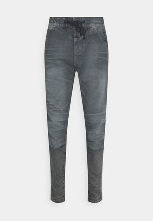 RACKAM SLIM TRAINER - Džíny Slim Fit - loomer grey
