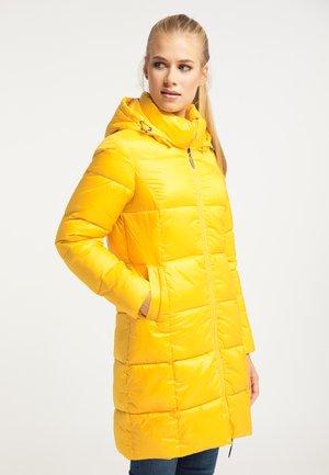 Winter coat - senf