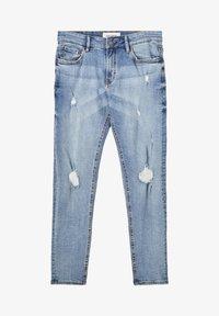 PULL&BEAR - Jeans Skinny Fit - dark blue - 5