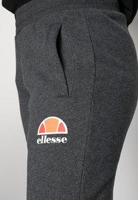 Ellesse - QUEENSTOWN - Tracksuit bottoms - dark grey marl - 4