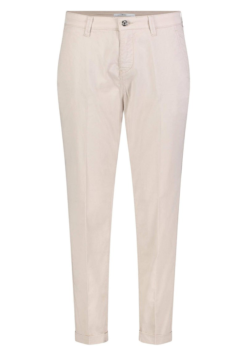 MAC Jeans - TURN UP - Chinos - offwhite (20)