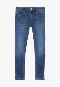 Calvin Klein Jeans - PASS STRETCH - Jeans Skinny Fit - blue - 3