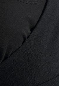 Esprit Maternity - Long sleeved top - gunmetal - 2