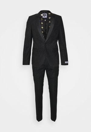 ELSTOW SUIT - Suit - black