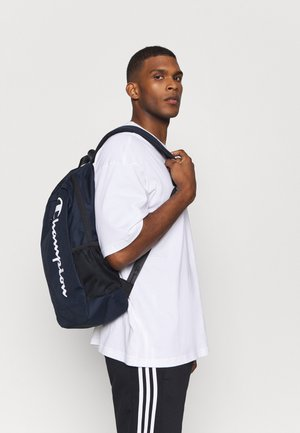 LEGACY BACKPACK - Rucksack - dark blue/anthracite