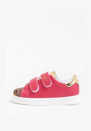 Sneakers basse - mehrfarbe rose