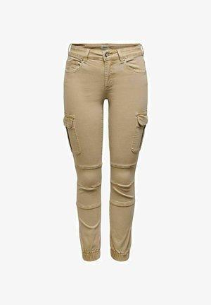 MISSOURI - Jeans Skinny Fit - beige
