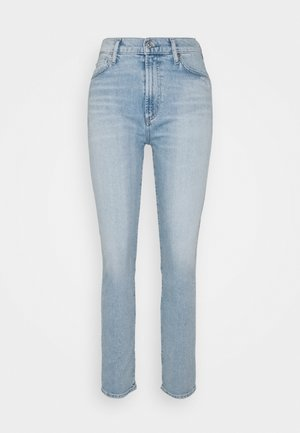 OLIVIA - Slim fit jeans - la lune