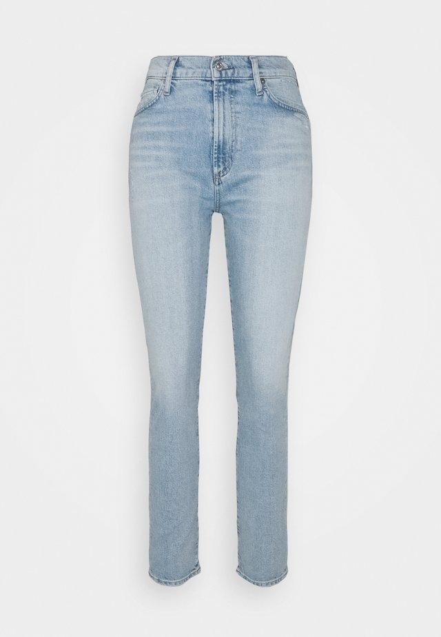 OLIVIA - Jeans Slim Fit - la lune