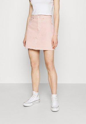 DECON ICONIC SKIRT - Mini skirt - tender pink