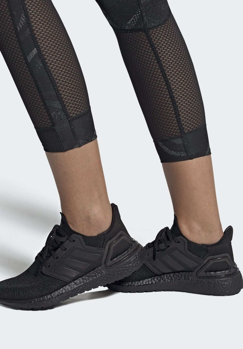adidas Performance - ULTRABOOST 20 SHOES - Stabilty running shoes - black
