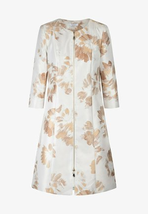Short coat - creme-multicolor