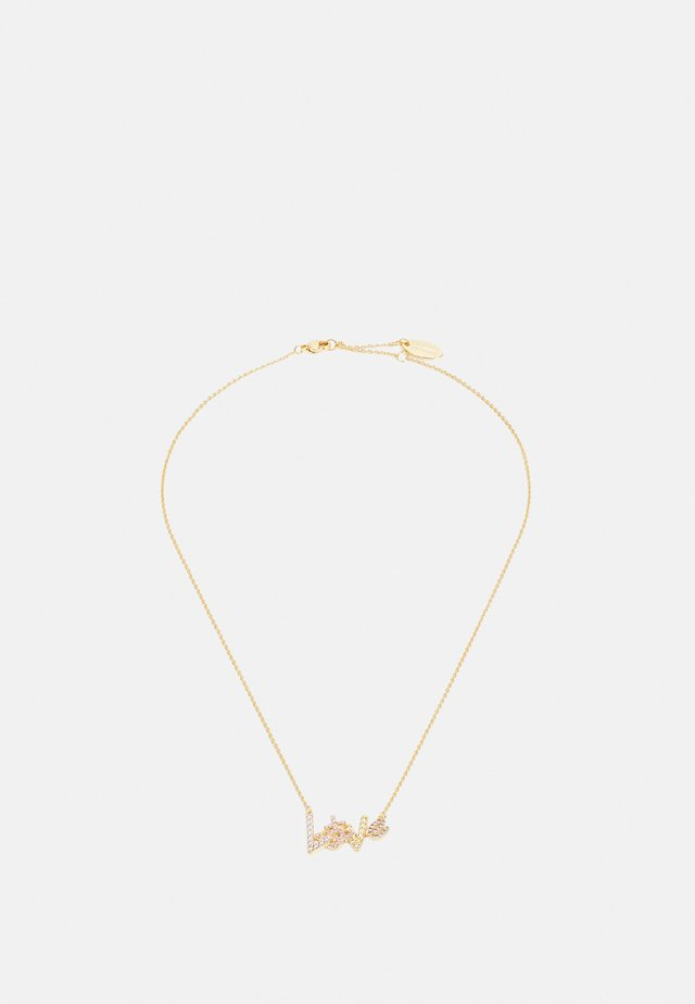 WILMA PENDANT - Collier - gold-coloured