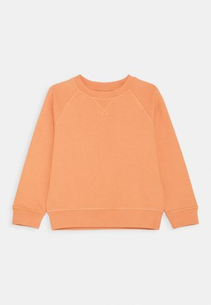 SALOMON SWETTIS UNISEX - Sweatshirt - orange medium dusty