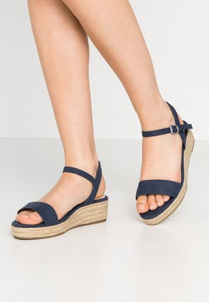 RHIANNA 2 PART - Espadrilles - dark blue