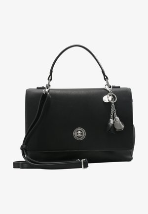 FLORIA - Handbag - schwarz