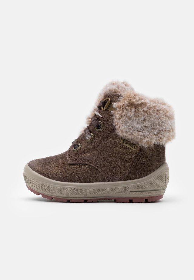 GROOVY - Winter boots - lila