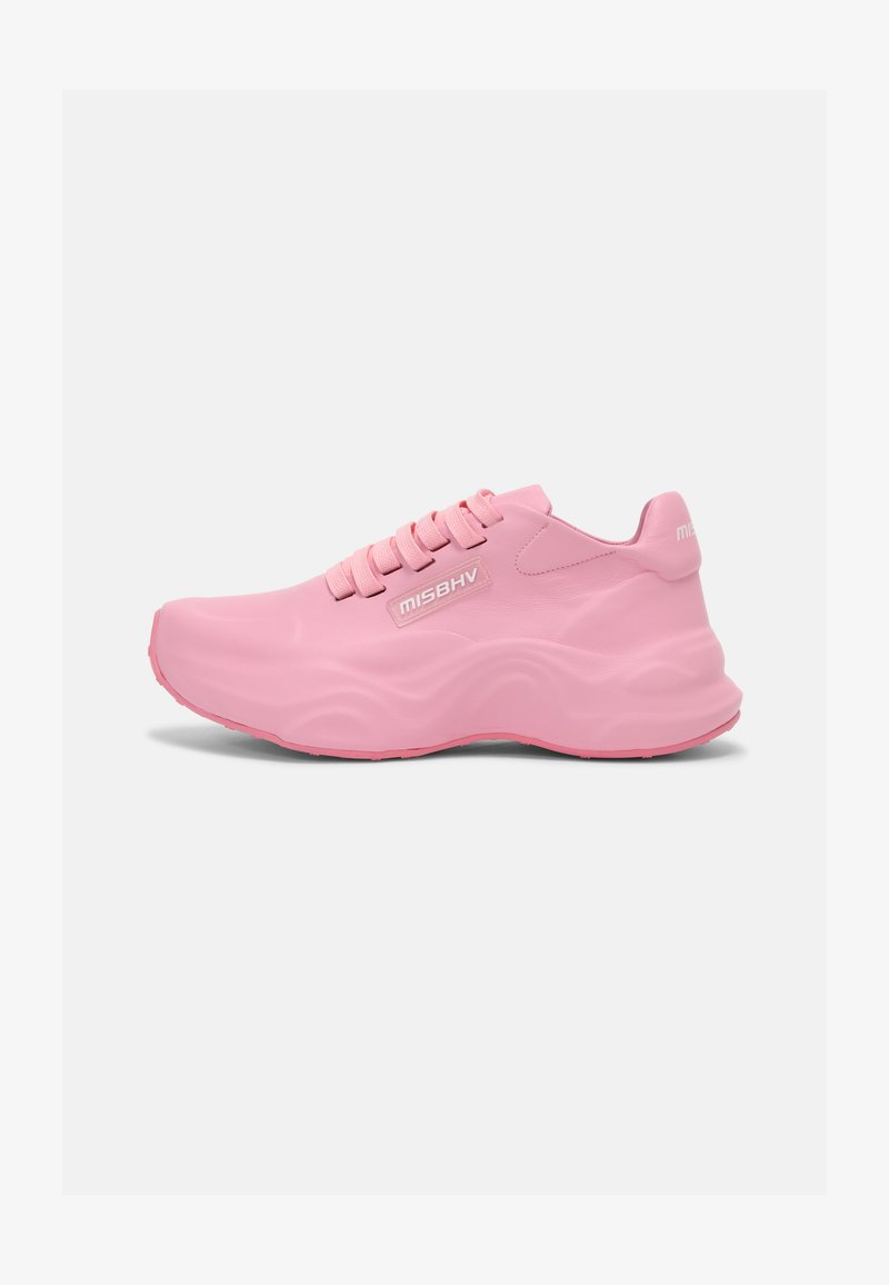 MISBHV - MOON TRAINER UNISEX - Trainers - pink