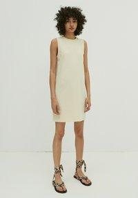 EDITED - Day dress - creme - 1