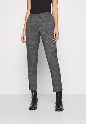 MYRNA TROUSERS - Pantalones - grey