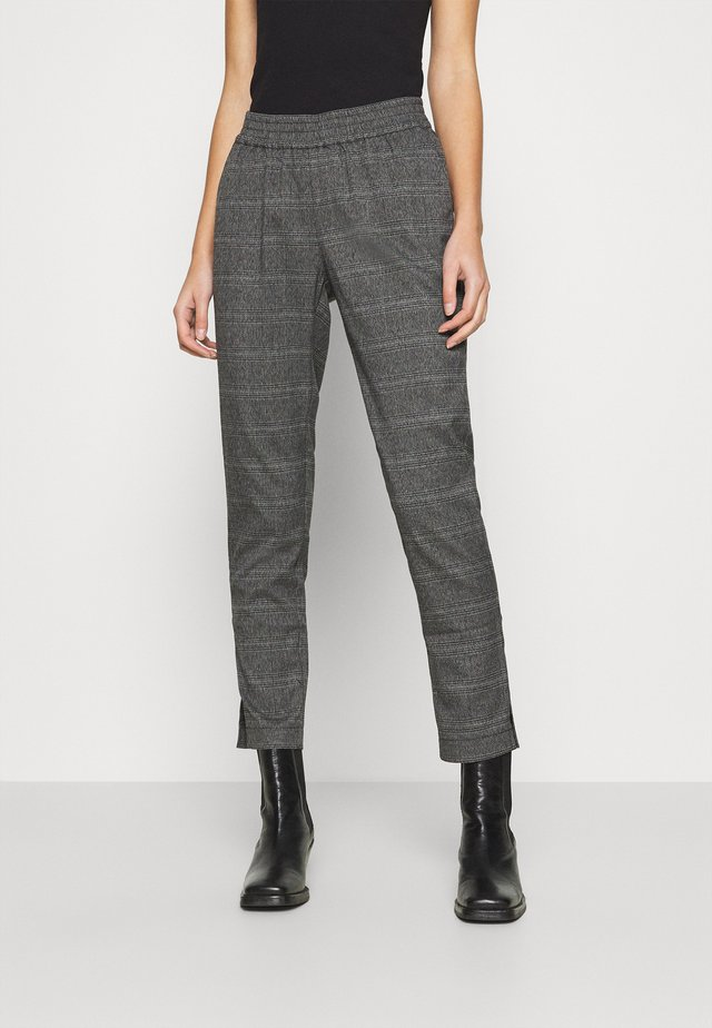 MYRNA TROUSERS - Bukse - grey