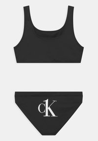 Calvin Klein Swimwear - BRALETTE SET - Bikini - black - 1
