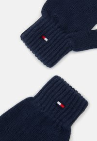 Tommy Hilfiger - FLAG GLOVES UNISEX - Fingerhandschuh - blue - 2