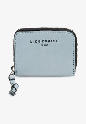 Wallet - light blue