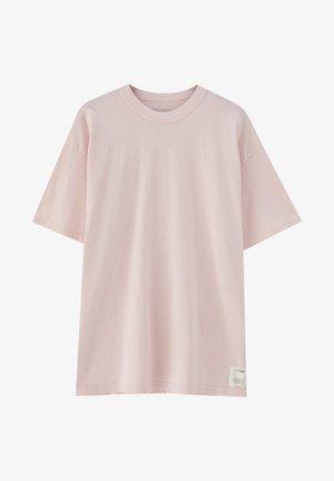 LOOSE-FIT - Basic T-shirt - light pink