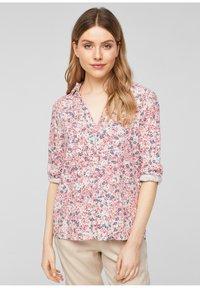 s.Oliver - Long sleeved top - pink - 0