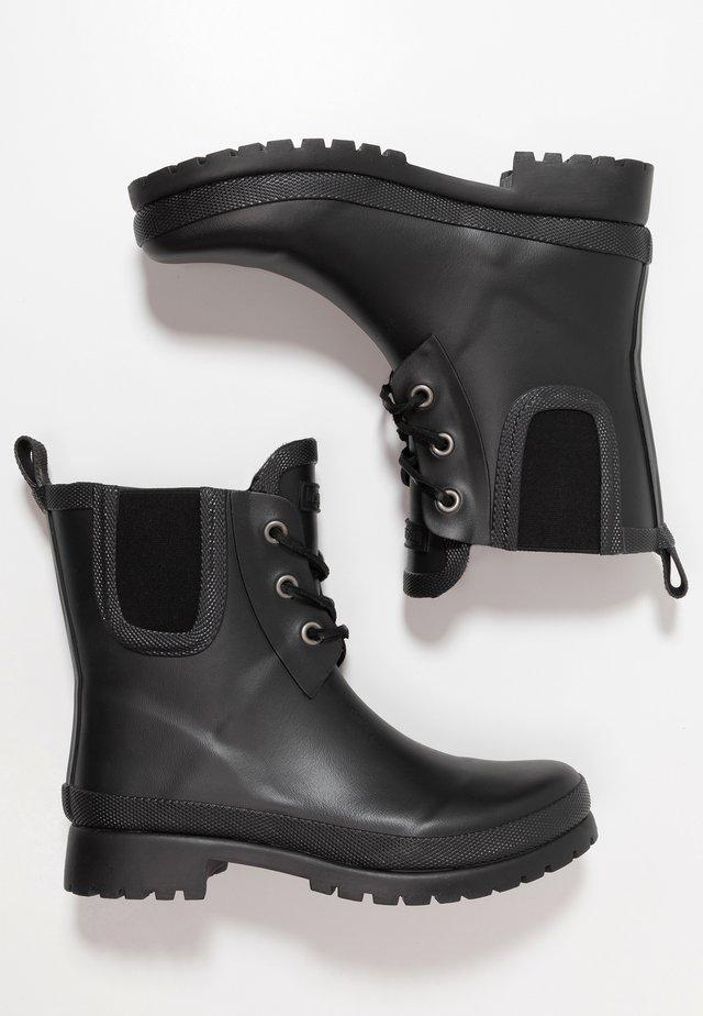 Regenlaarzen - black