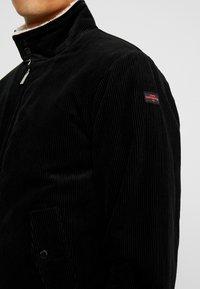 HARRINGTON - LIAM - Light jacket - black - 5