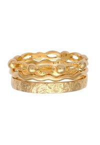 Elli - LAYER - Ring - gold - 2