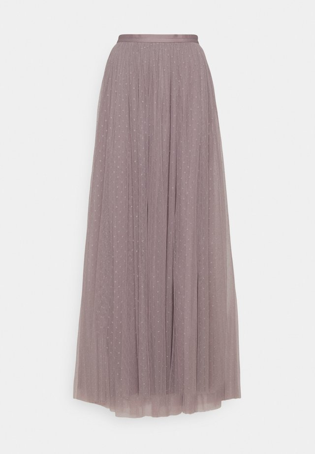 KISSES TULLE EXCLUSIVE - A-line skirt - lavendar