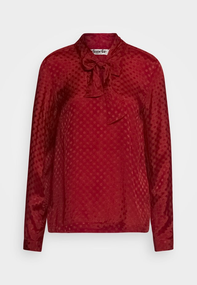 HELGA  - Blouse - red