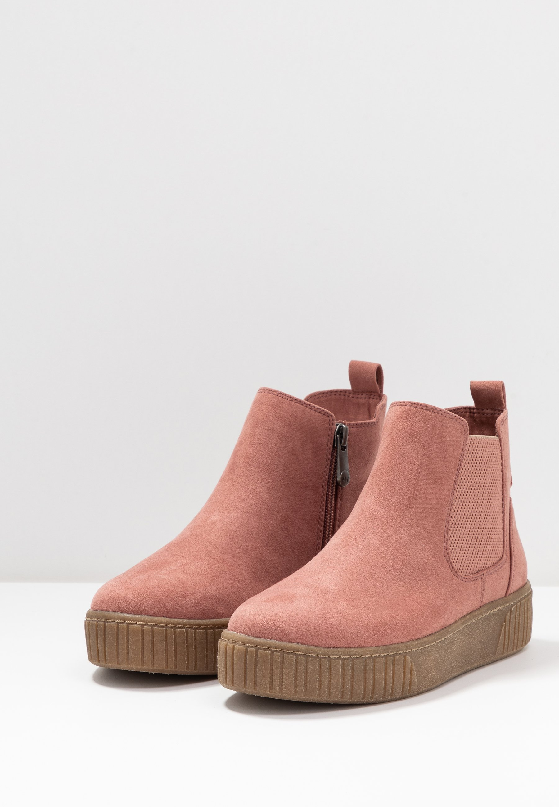 Marco Tozzi Ankle Boot old rose/rosa