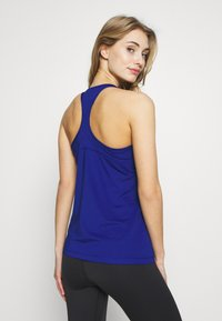 Nike Performance - TANK ALL OVER  - Camiseta de deporte - deep royal blue - 2
