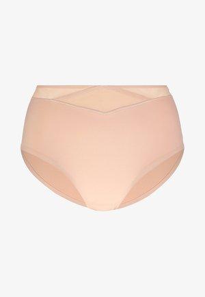 TRUE SENSATION - Stahovací prádlo - nude