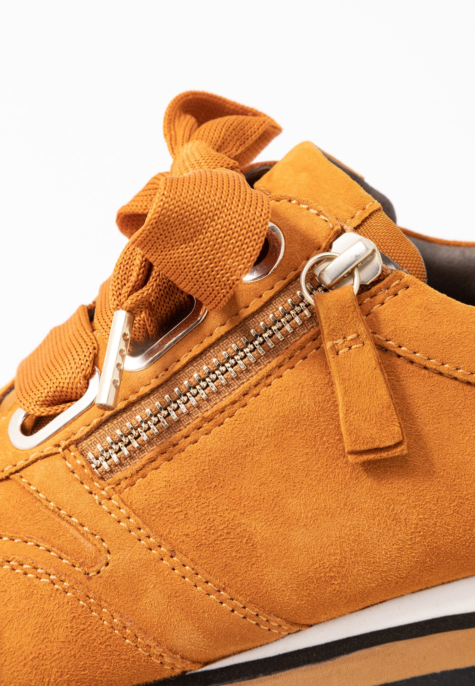 WIDE FIT Sneaker low safran