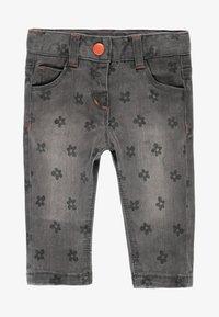 Boboli - Straight leg jeans - grey - 0