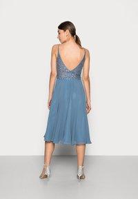 Swing - Cocktail dress / Party dress - vintage blue - 2