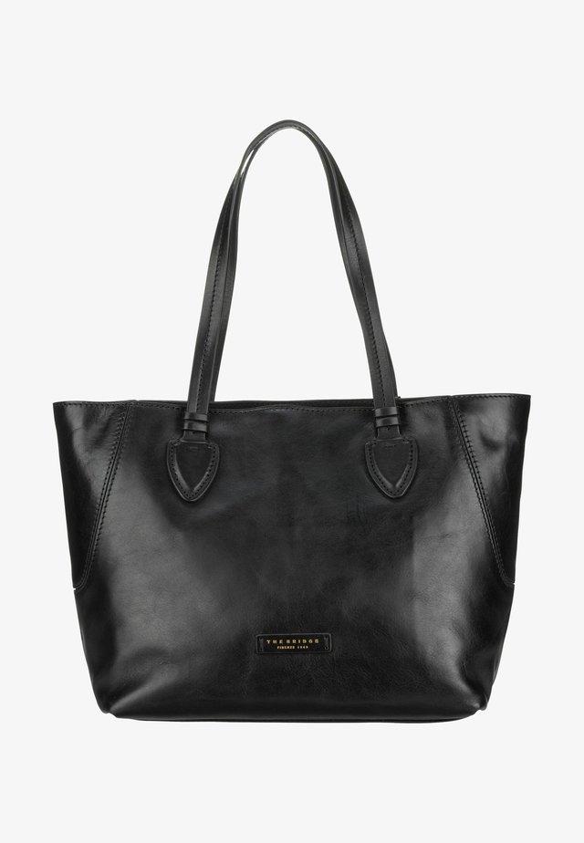 CATERINA  - Tote bag - nero/oro