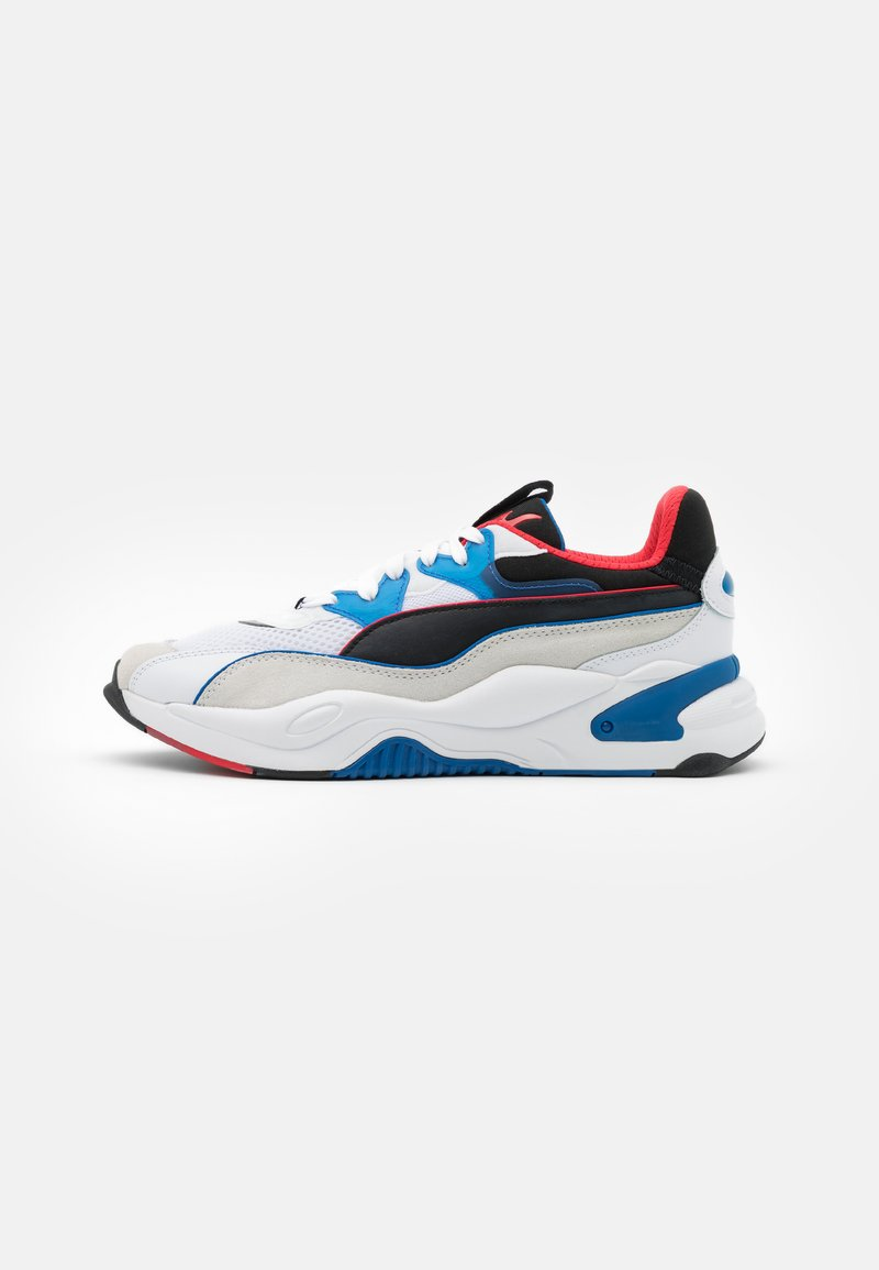 Puma - RS-2K INTERNET EXPLORING UNISEX - Sneakers basse - white/lapis blue