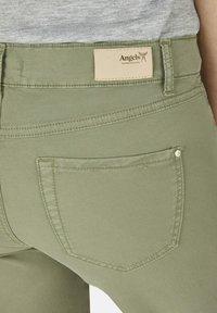 Angels - Denim shorts - khaki - 3