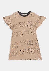 Turtledove - CUB FACE DRESS - Sukienka z dżerseju - bark - 0