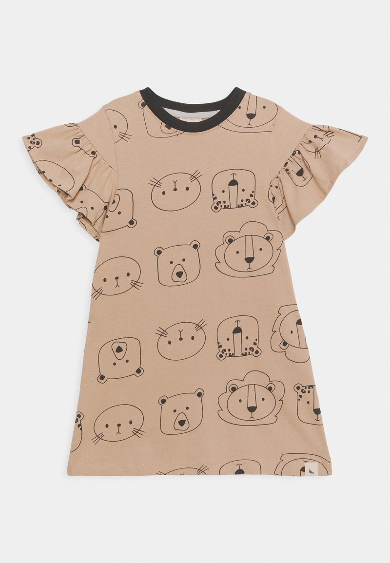 Turtledove - CUB FACE DRESS - Sukienka z dżerseju - bark