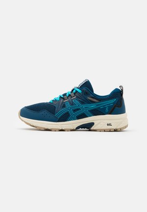 GEL-VENTURE 8 - Trail running shoes - mako blue/aquarium